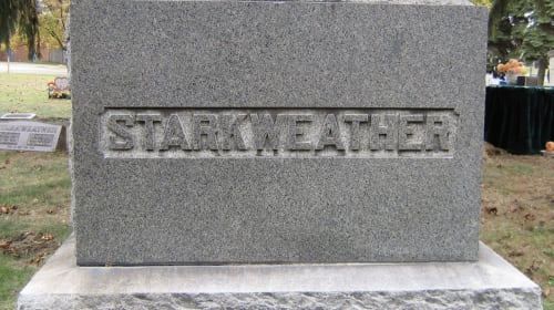 Reason First: Charlie Starkweather's Weapon of Choice was the Firearm