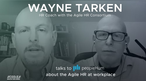 Agile HR At Workplace – Wayne Tarken [Interview]