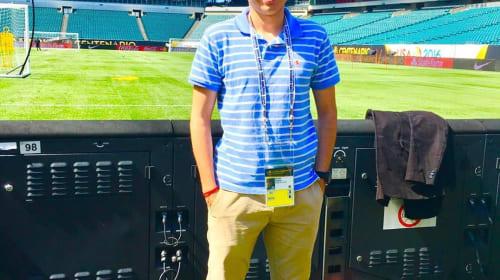My Journey Into Sports Journalism