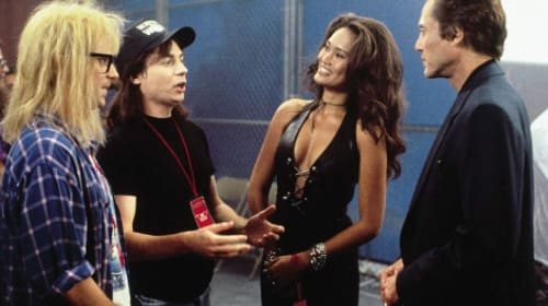 """My Review of """"Wayne's World 2"""""""