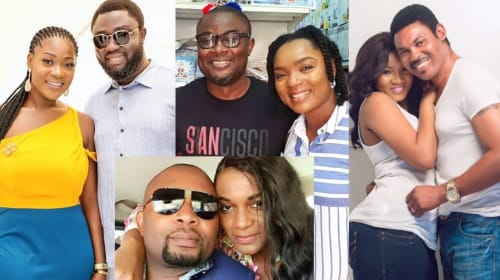 10 Nollywood Actresses Who are Still Happily Married