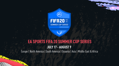 FIFA and EA announce updated plans for FIFA 20 global esports competitions