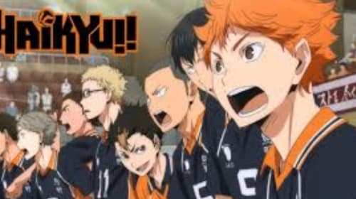 VOLLEYBALL Themed Anime Review