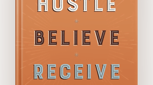 Hustle Believe Recieve