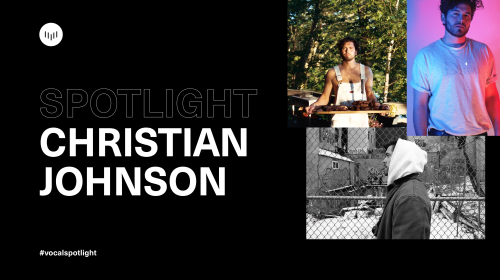 Creator Spotlight: Christian Johnson