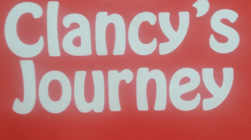 76, Clancy's journey, an excerpt from the story.