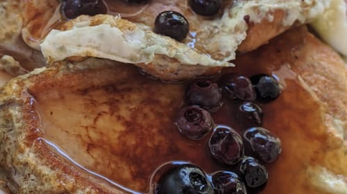 Protein Packed Low Calorie French Toast