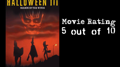 Halloween III Movie Review