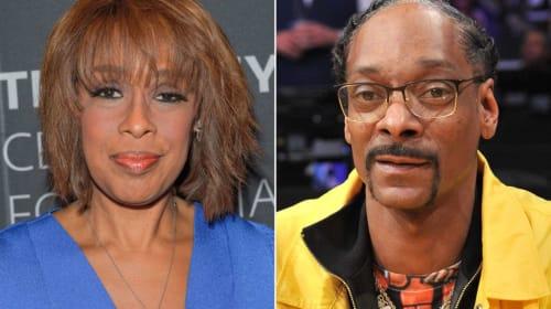 Gayle King, Snoop Dogg, and Misogynoir