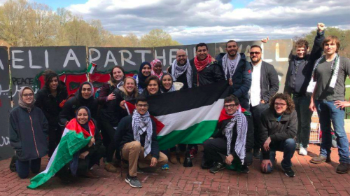 Students for Justice in Palestine Doesn't Care About Justice for Palestinians