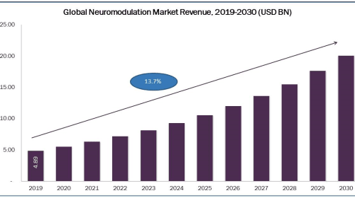 Neuromodulation Market Size and Growth Analysis and Forecast To 2030