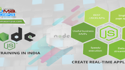 Be a Developer of Web Applications and Websites with Node JS Training