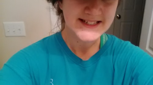 Runners Selfie