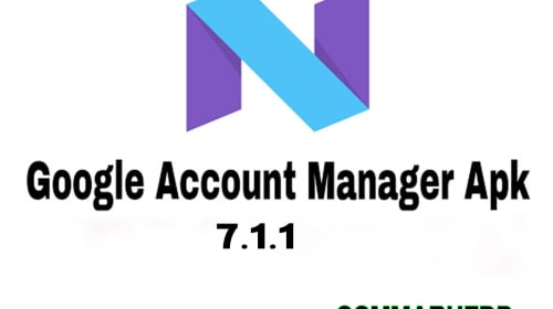 Google Account manager 7.1.1 Apk