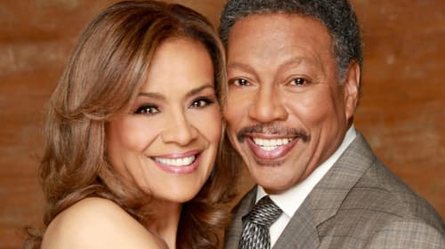 """""""Days of Our Lives"""" Marilyn McCoo and Billy Davis return"""