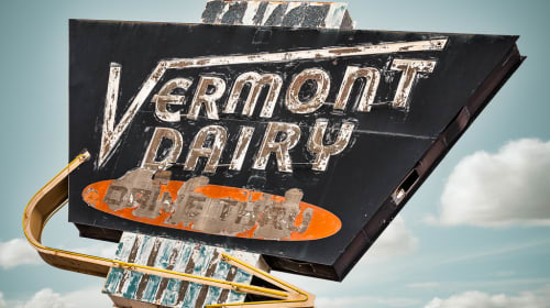Legendary Short Stories: Vermont Dairy, Inc. - Lessons learned about life and beyond...