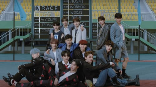 "Kpop Review: Seventeen's ""Left & Right"""