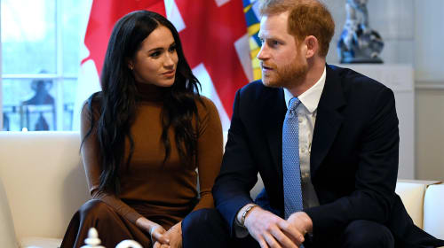 'Royals at War: The Untold Story of Harry and Meghan's Shocking Split' Book Review