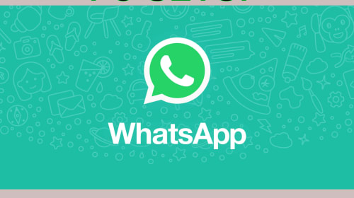 WHATSAPP PC DOWNLOAD WINDOWS 10