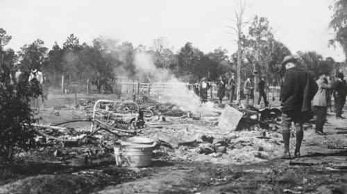 The Rosewood Massacre
