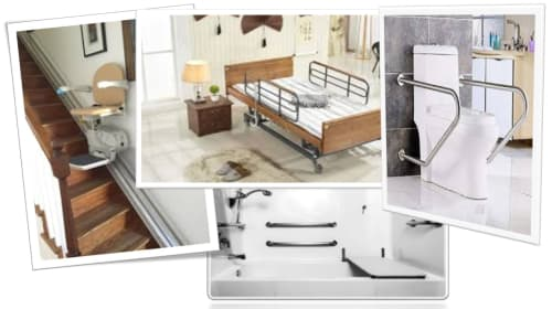 Home Modifications for elderly at your home
