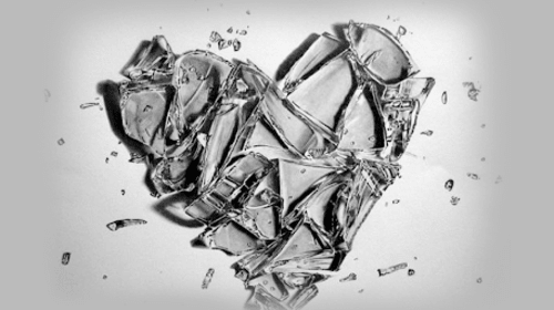 Trying to love every broken piece part 1