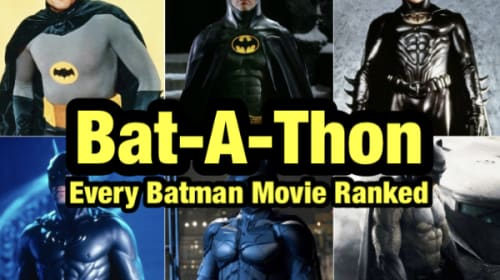 Every Batman Movie Ranked Worst to Best