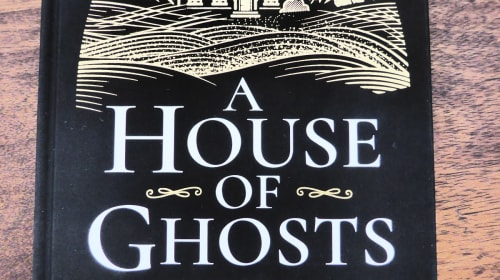 Book Review #4: A House of Ghosts