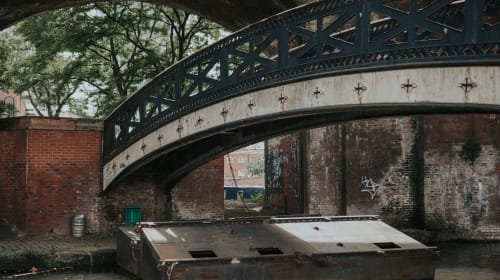 Photographing Castlefield