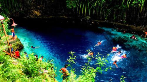 Hinatuan River