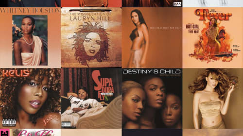 THE NEW GROOVE: Black Female Artists