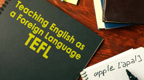 Best Practices For Teaching English As A Foreign Language