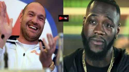 WILDER THINKS HE'S WORKED FURY OUT AND ALSO THINKS HE CHEATED