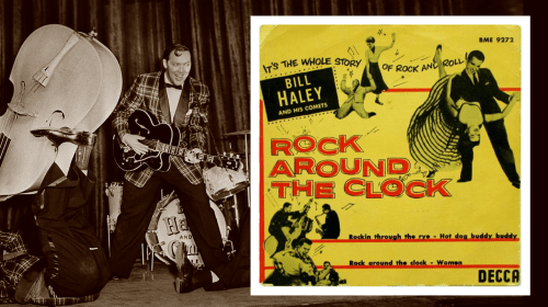 Bill Haley: Clocking in to rock'n'roll