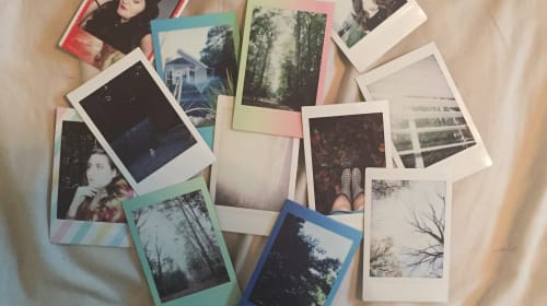 My Venture Into Polaroid Photography
