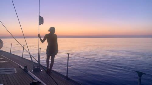 Sea Crossing Confession