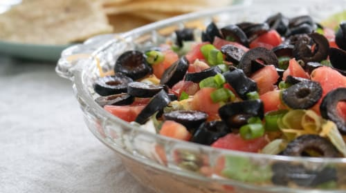 The Best Ever Taco Dip