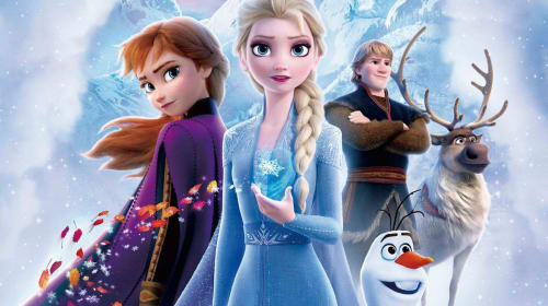 Review - Frozen 2