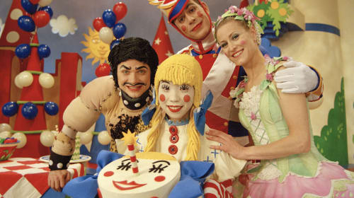 TV Talk: 'The Toy Castle' (2000-3)