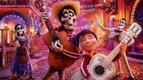 Coco - A Movie Review