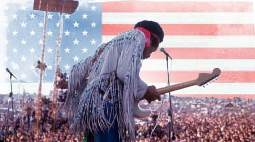 Jimi Hendrix & a New National Anthem