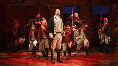 Review - Hamilton on Disney +