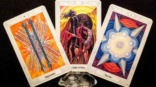 MIrror Dragon Tarot Free Reading #29