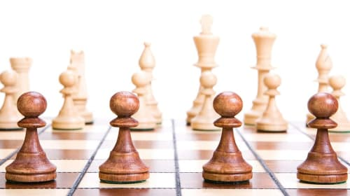 Legend About The Chessboard