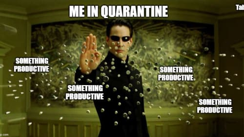 What I Learned in Quarantine - Lies I've Told Myself