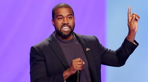 The United States Is In Trouble - Kanye West Is Running For President