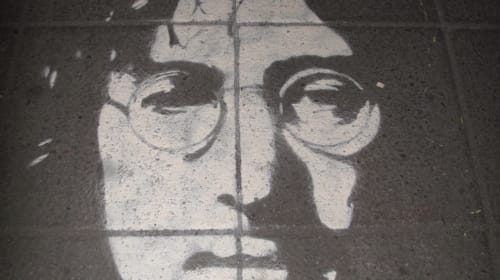 Reason First: Imagine Him Recording Because of Ayn Rand- The Murder of John Lennon