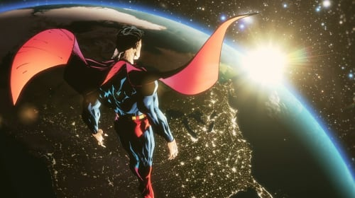 What is Superman's Citizenship Status?