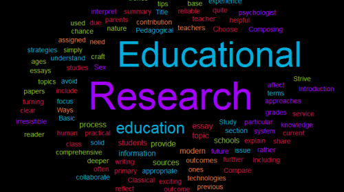 Educational Research Synthesis Essay