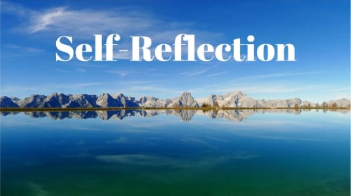 Blind Reflections of Influence